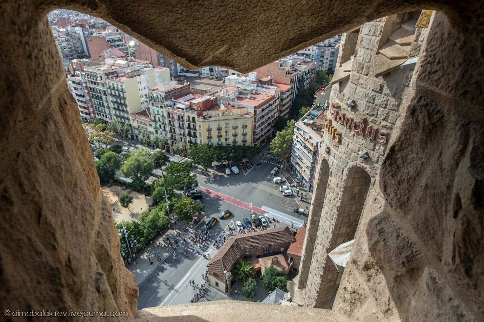 Sagrada Familia: 130-летний долгострой