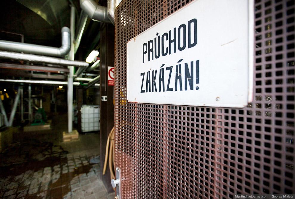 Экскурсия на чешский завод пива Budweiser Budvar