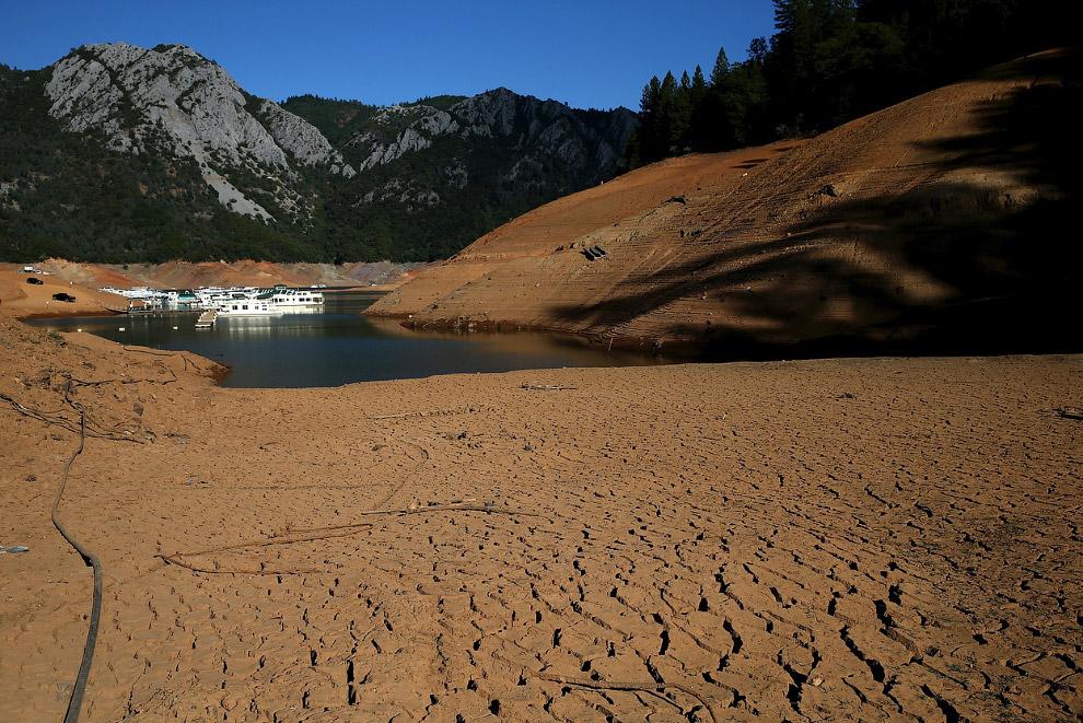 Озеро Шаста, Калифорния, США