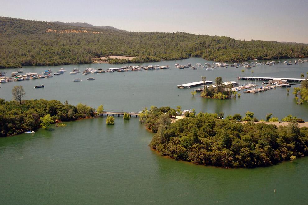 Озеро Оровиль