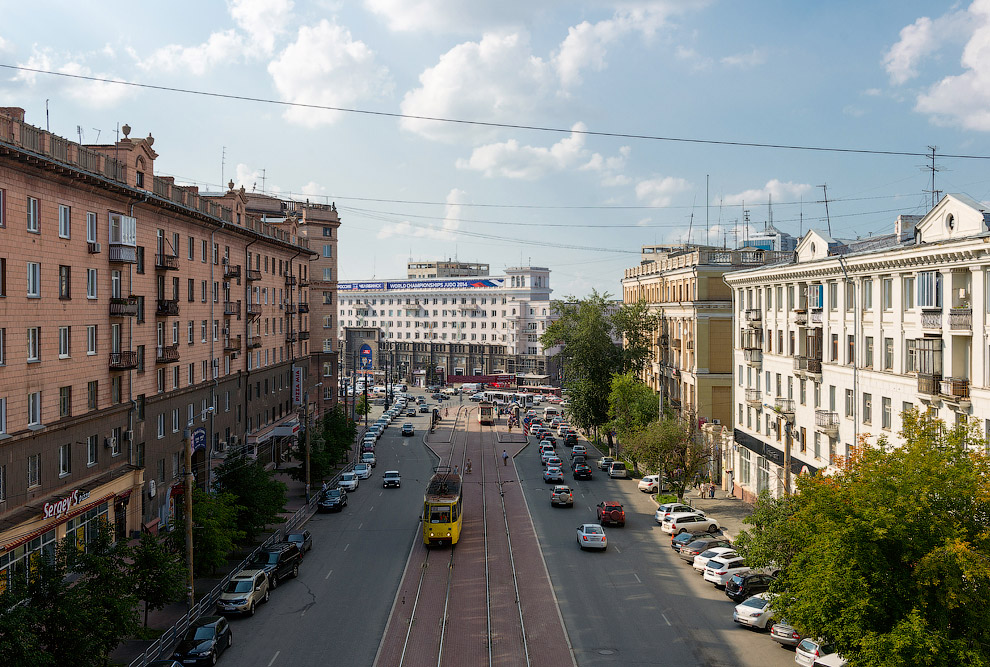Улица Цвиллинга