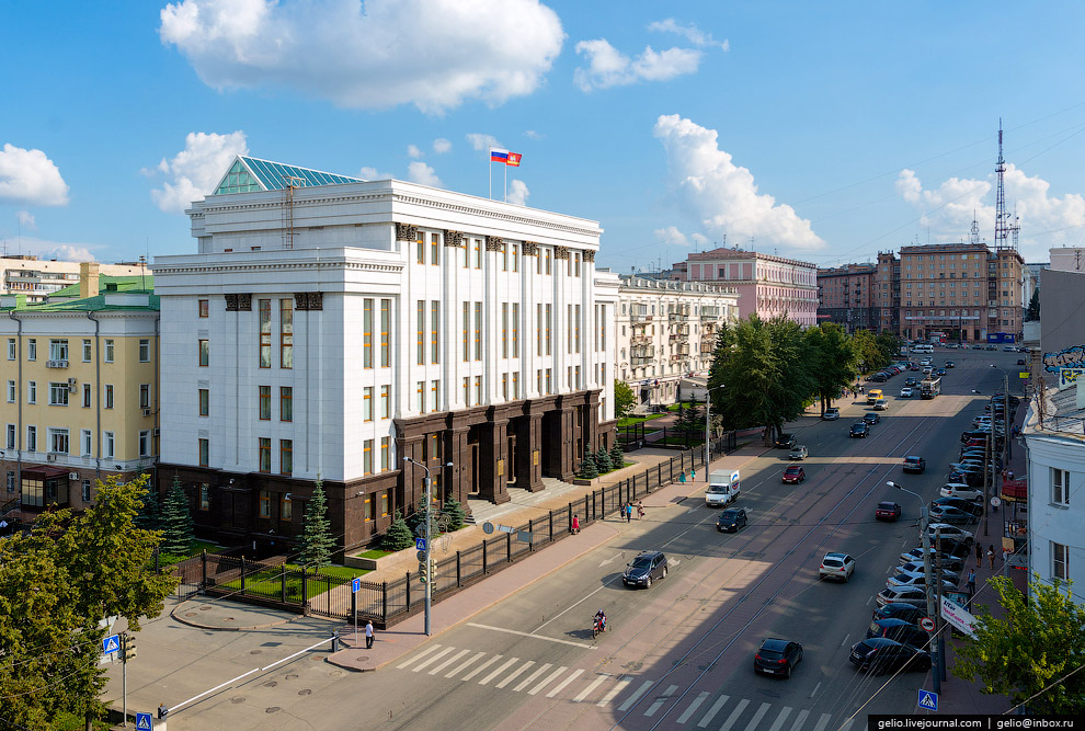 Администрация Челябинской области