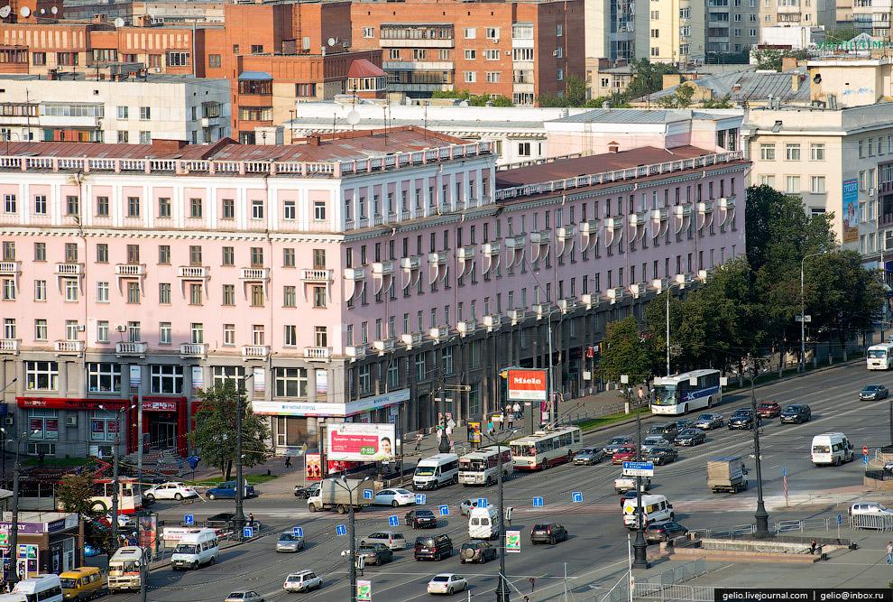 Гостиница «Южный Урал»
