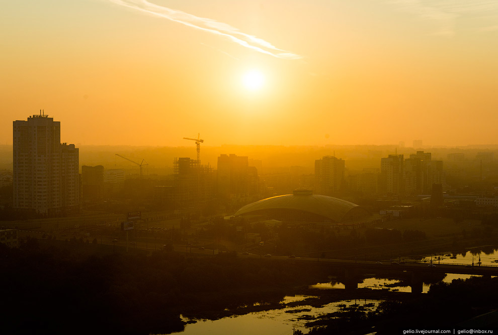 Купол Челябинского торгового центра