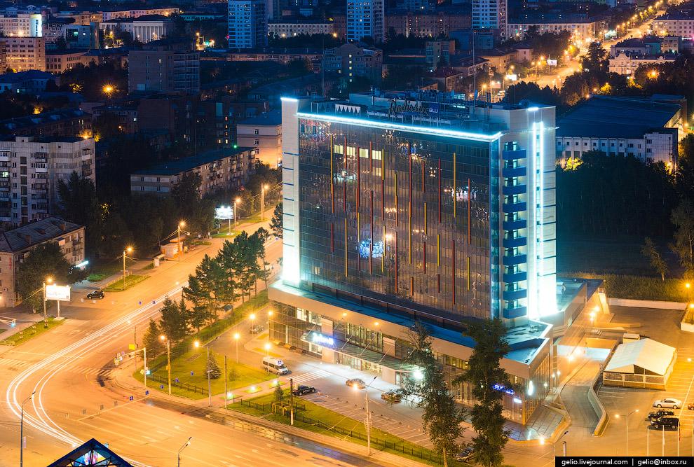 Отель Radisson Blu Челябинск