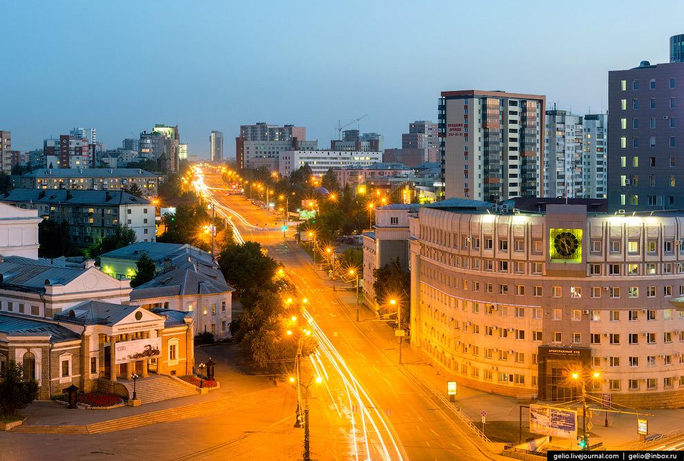 Улица Воровского