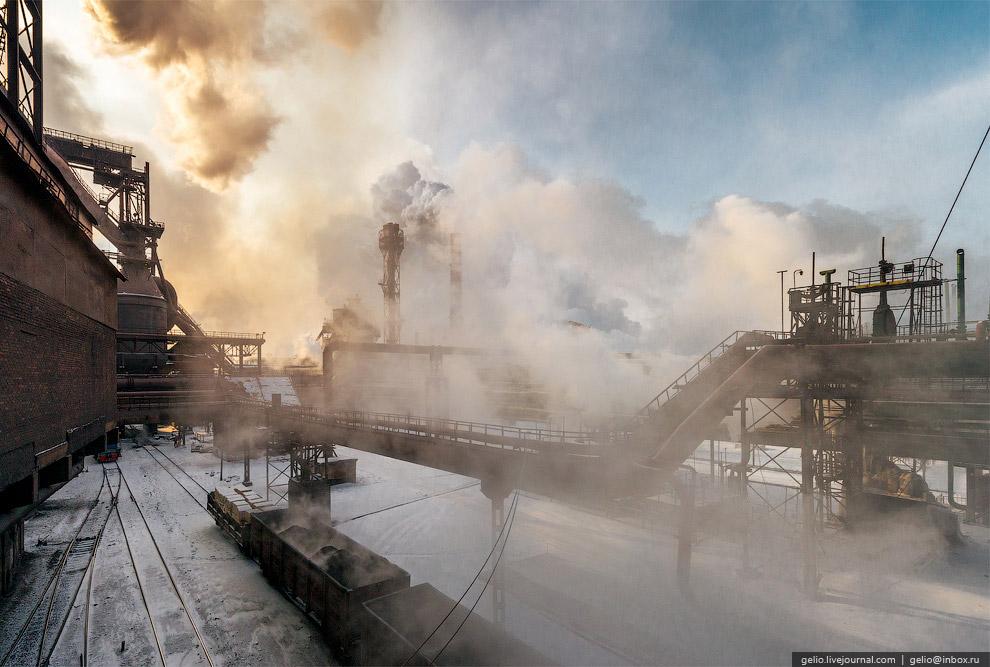 Челябинский металлургический комбинат