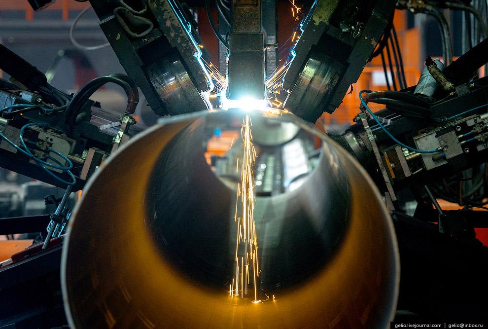 Челябинский трубопрокатный завод