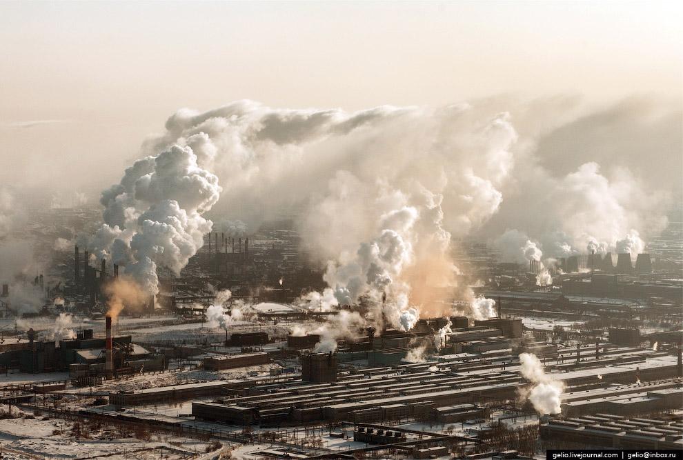 Промышленность Челябинска
