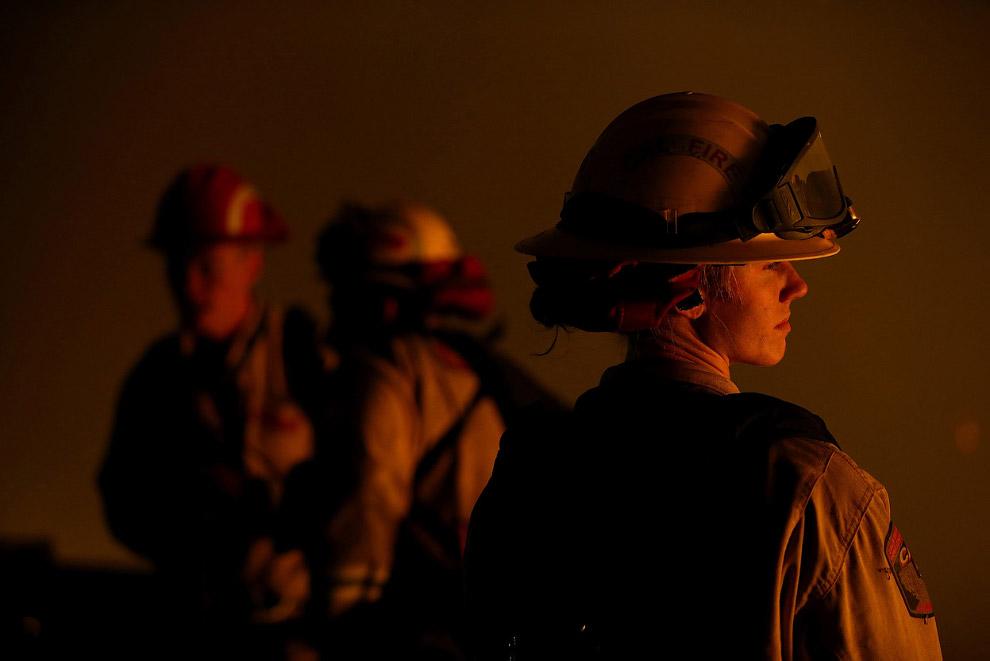 Статистика показывает, что профессия пожарного входит в число наиболее рискованных профессий во всём мире