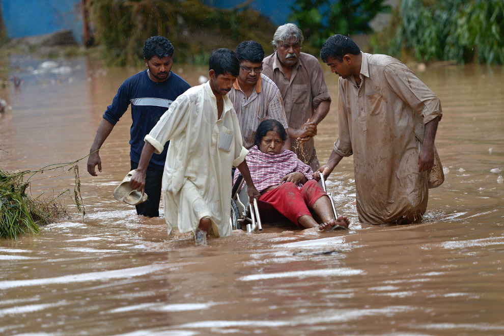 Наводнение в Равалпинди