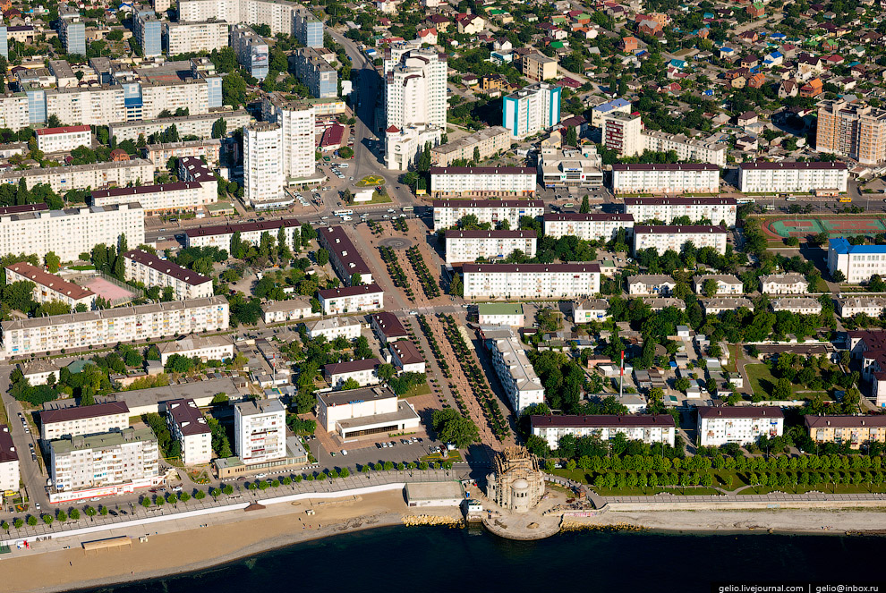 Бульвар Черняховского