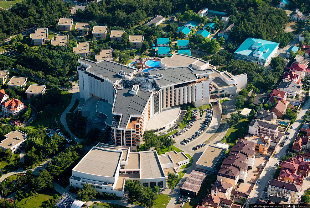 Кемпински Гранд Отель Геленджик 5*