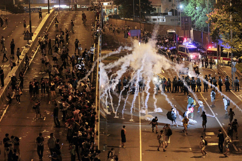 Occupy Central: «Майдан» по-китайски