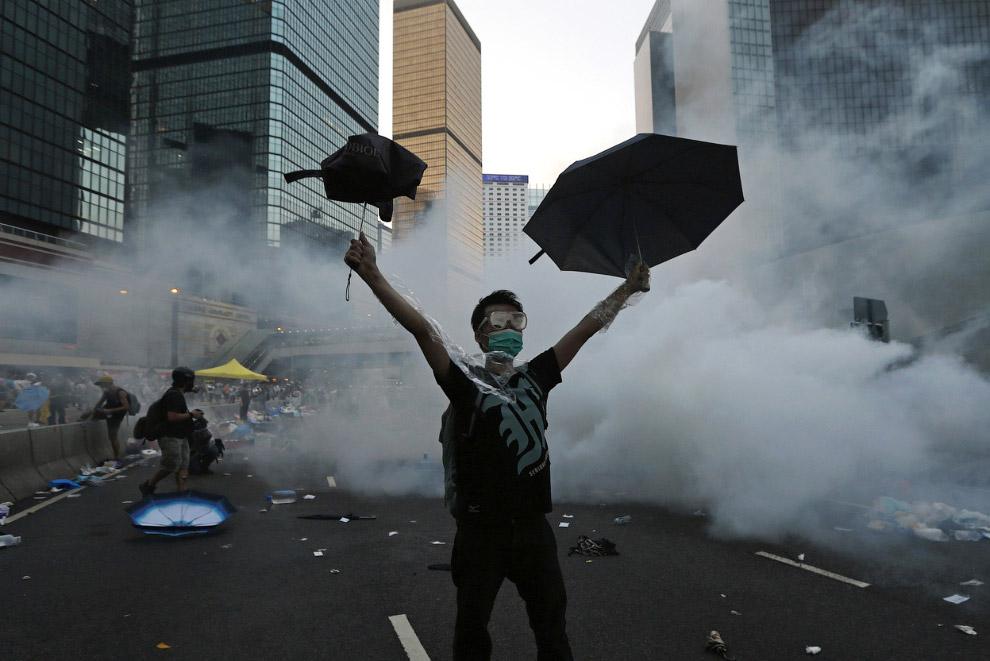 Революция зонтиков