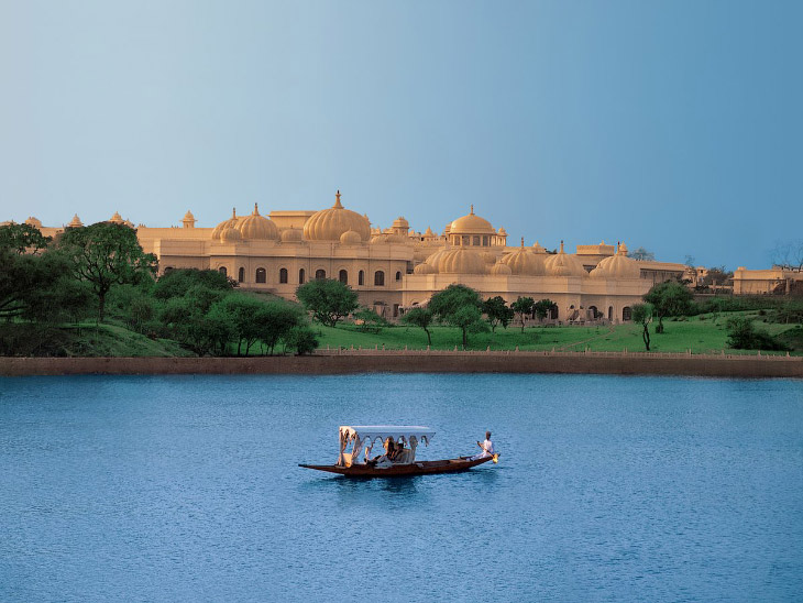 Отель The Oberoi Udaivilas