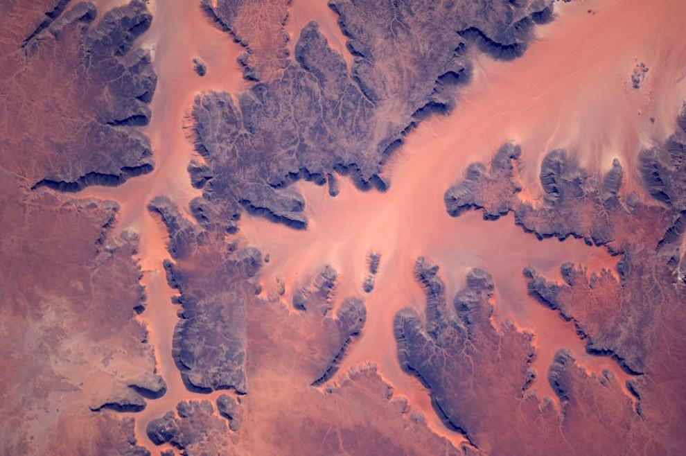 Пески Африки