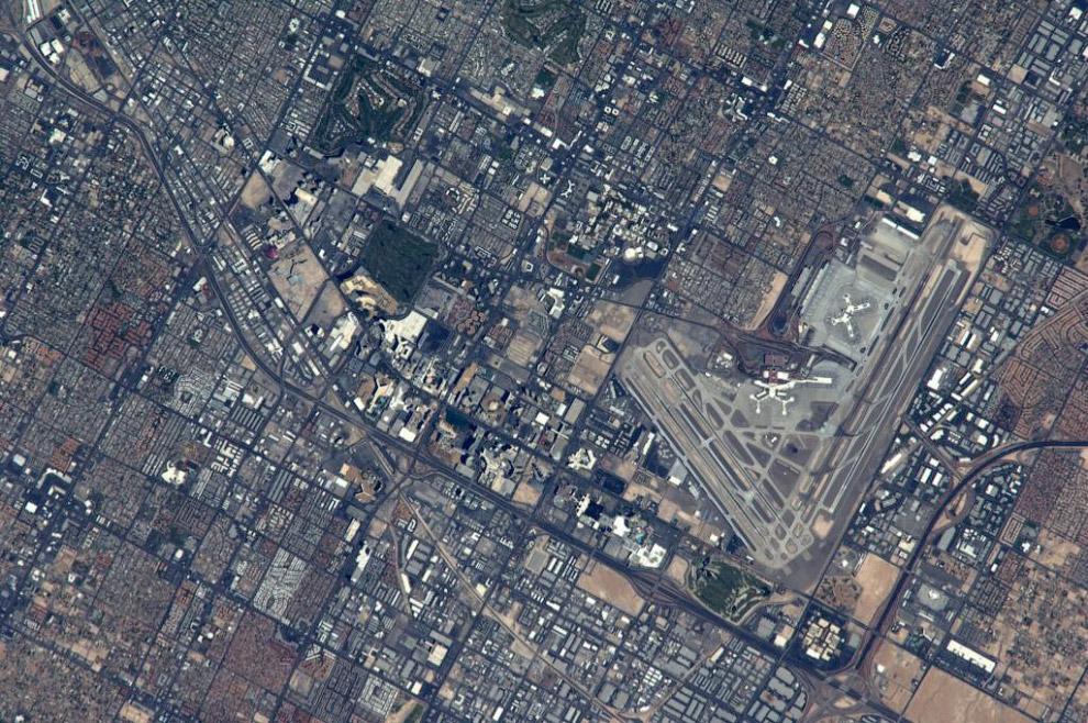 Улицы Лас-Вегасе