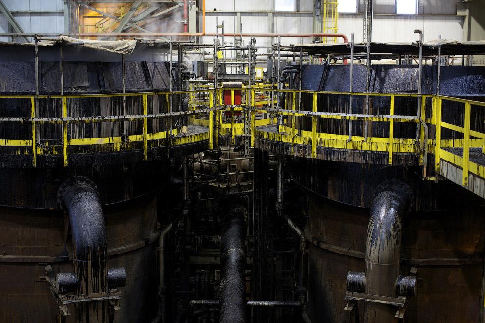 Нефтяные емкости