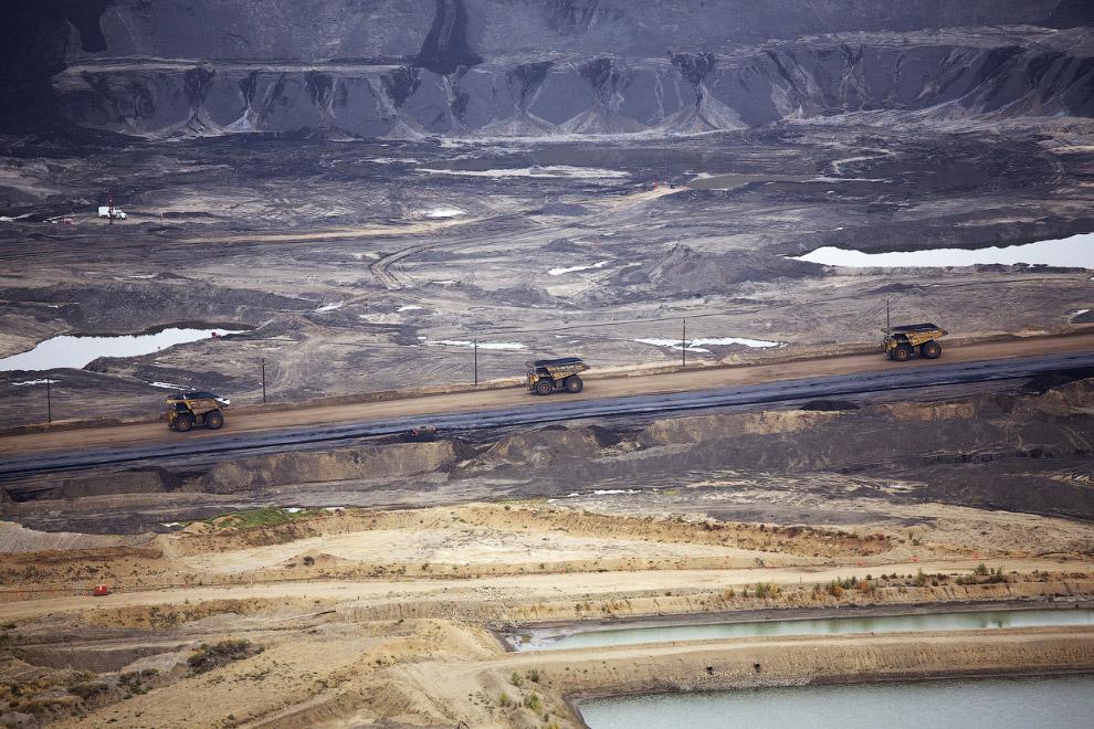 Нефтяные пейзажи