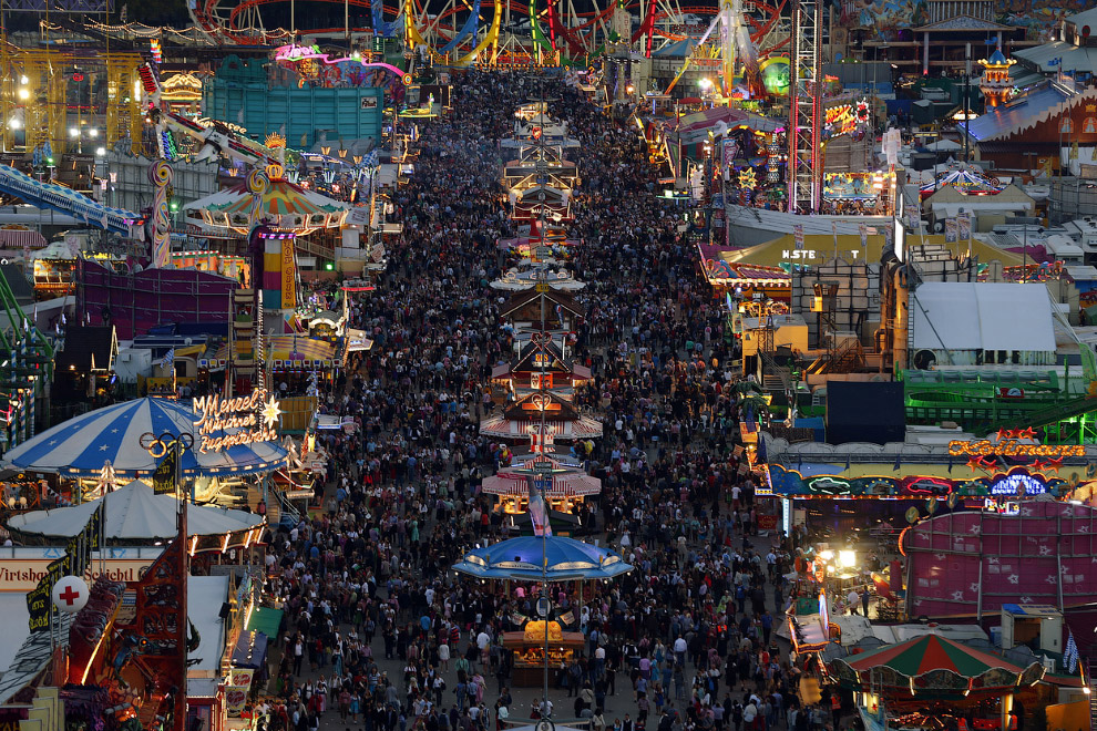 Фестиваль Октоберфест 2014