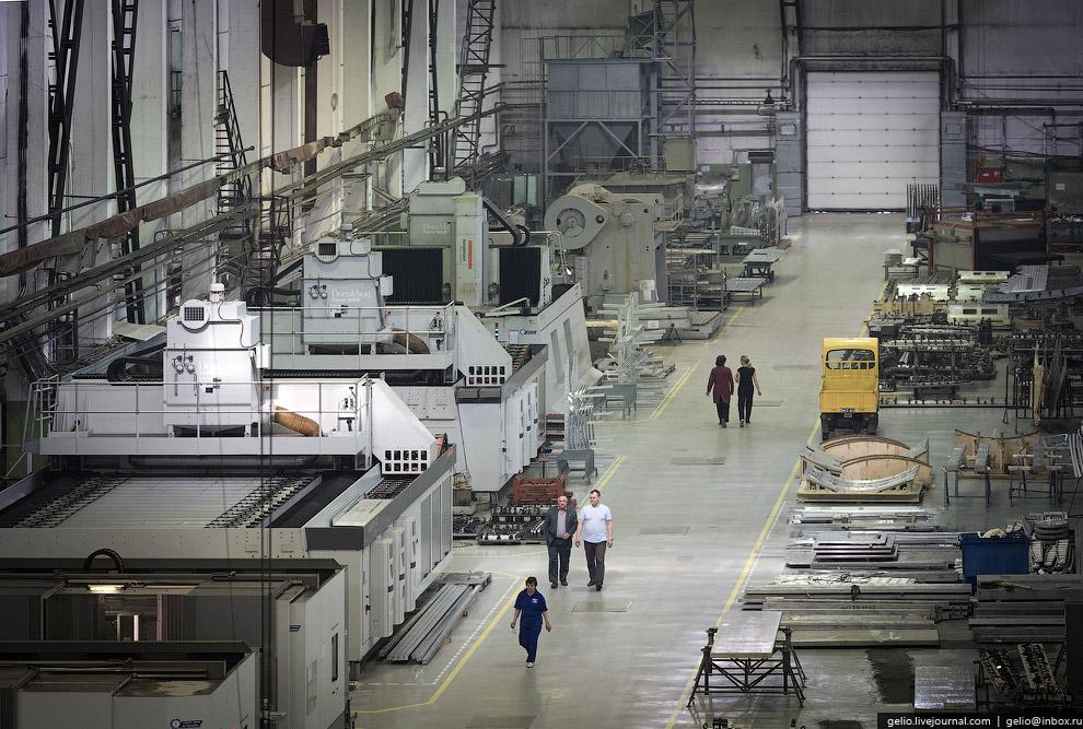 Как делают самолеты Су-30 и Як-130. Иркутский авиационный завод