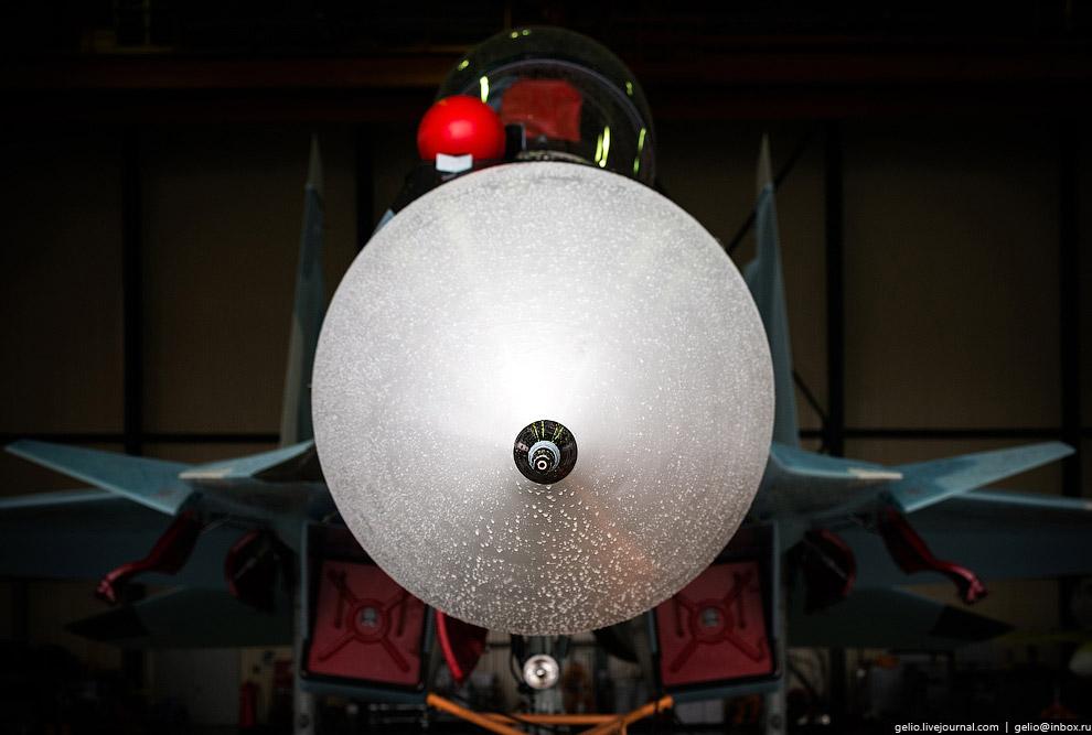 Радар Су-30