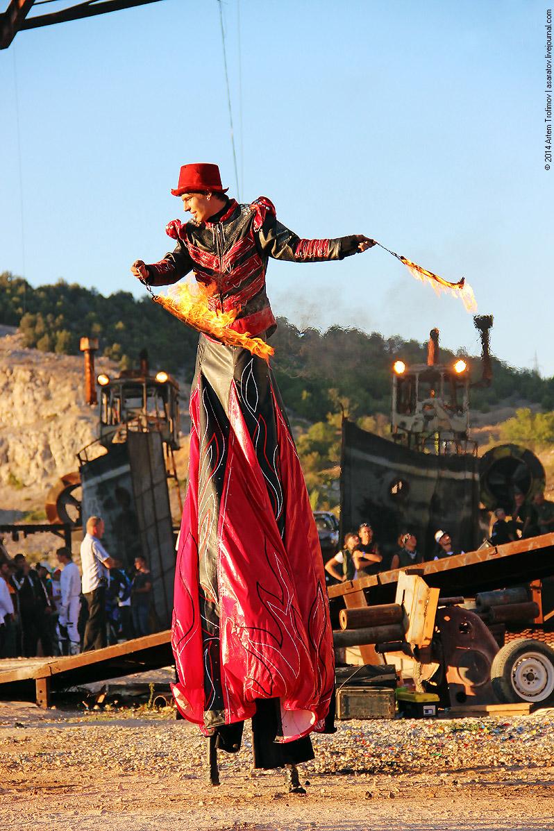 Фестиваль каскадеров Прометей