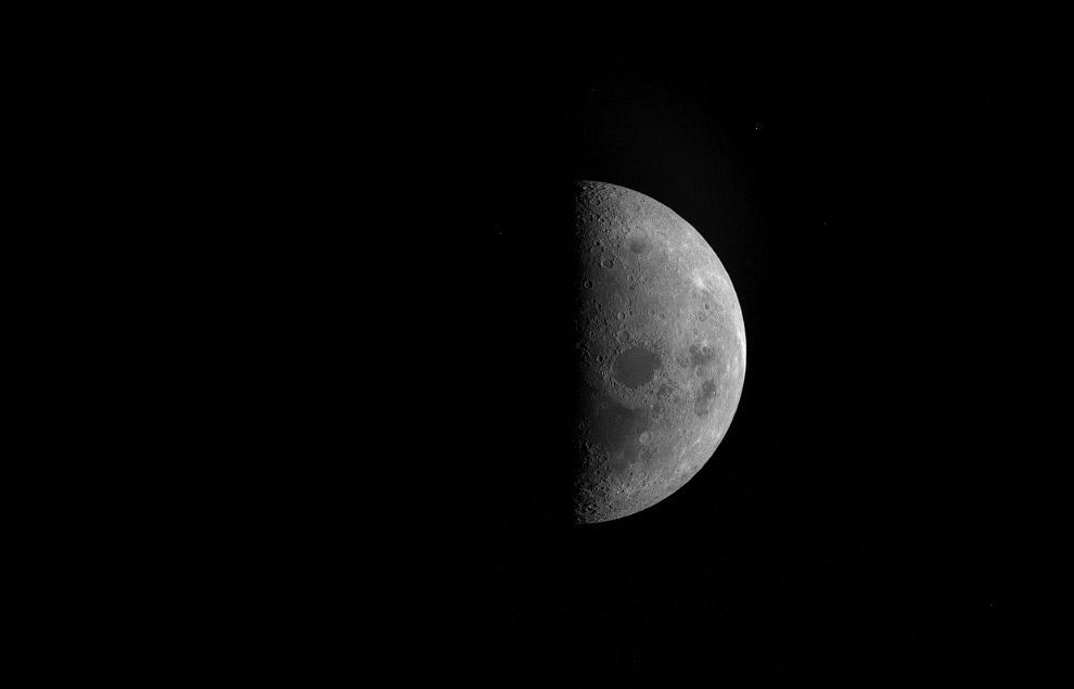 Снимок Луны