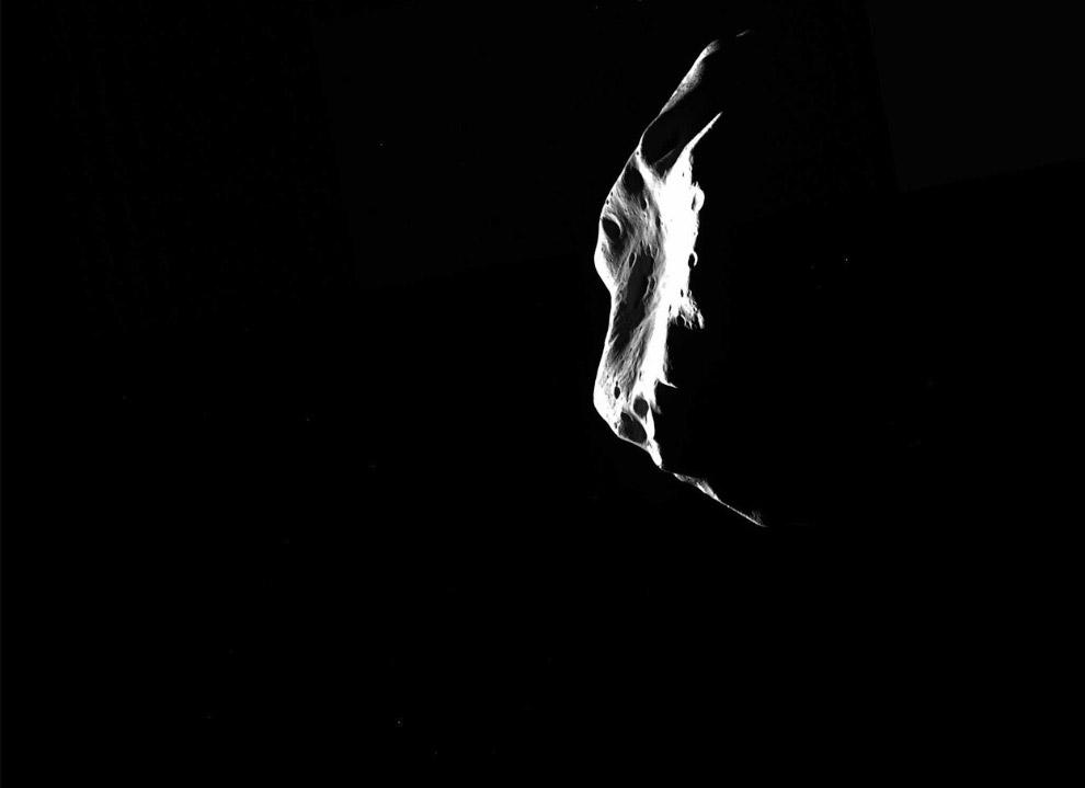 Розетта покидает астероид и направляется к своей главной цели — комете Чурюмова-Герасименко