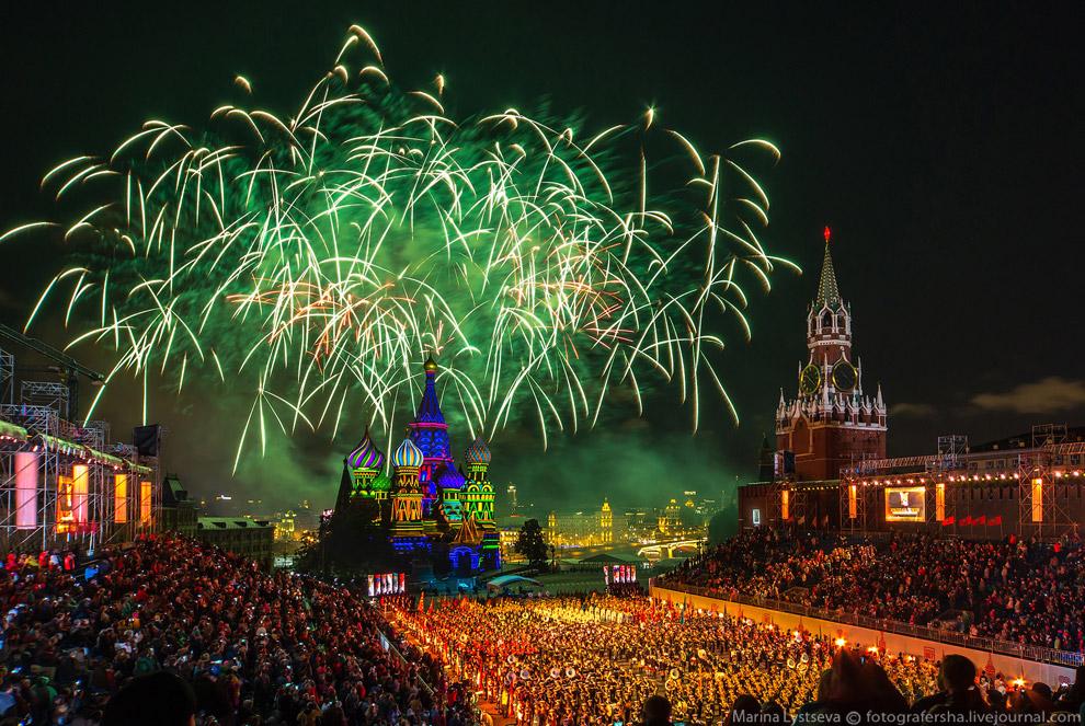 Фестиваль Спасская башня 2014
