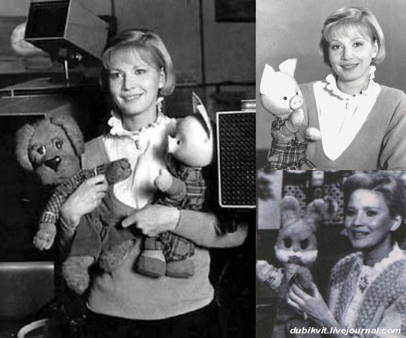 Татьяна Веденеева — тётя Таня