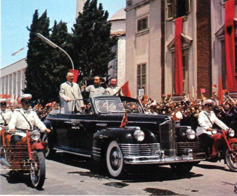 Китайский премьер Чжоу Эньлай