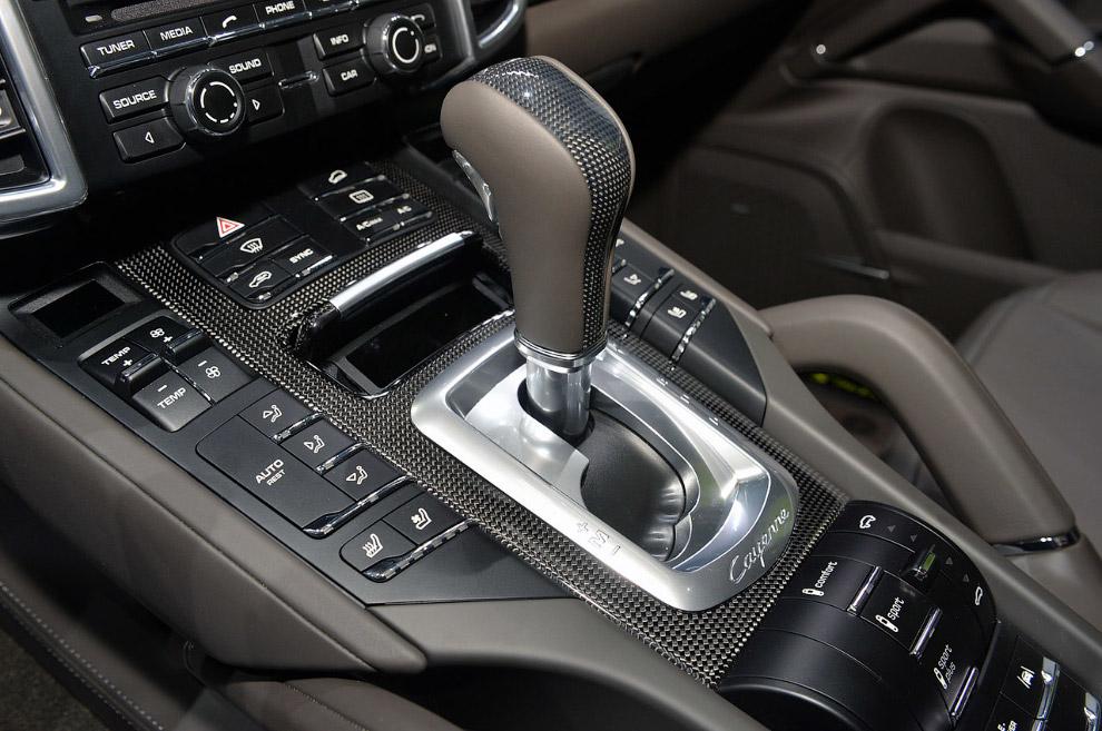 Порше Кайен 2015 S E-Hybrid