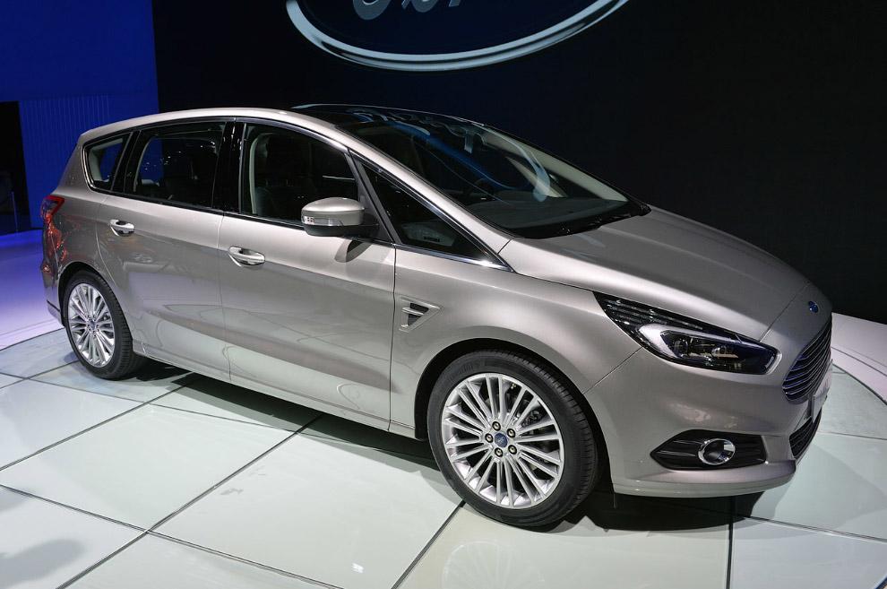 Форд S-Max 2015