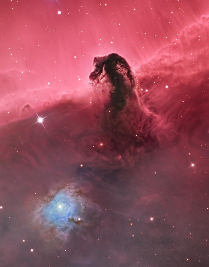 Лучшие фотографии космоса 2014 года по версии обсерватории Гринвича