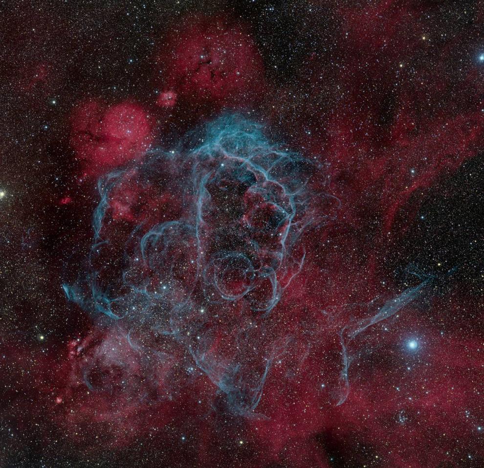 Взрыв звезды