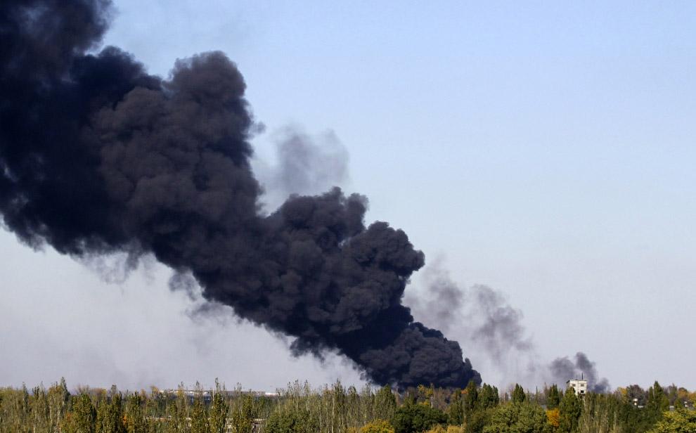 События в Донецке