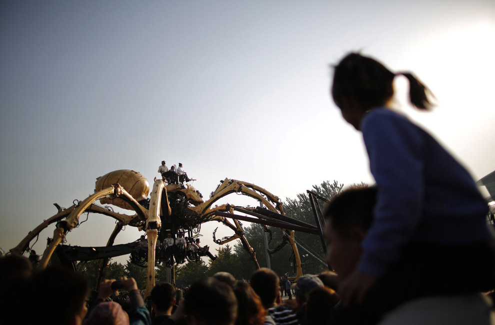 Проект паука Принцессы стоил 1,8-1,9 млн фунтов стерлингов
