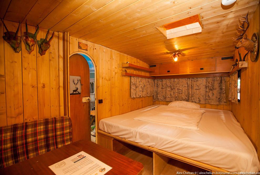 Самый необычный хостел в мире