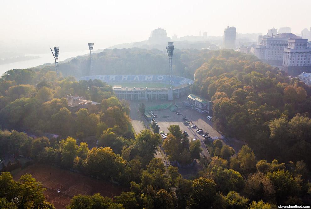Стадион им.Лобановского