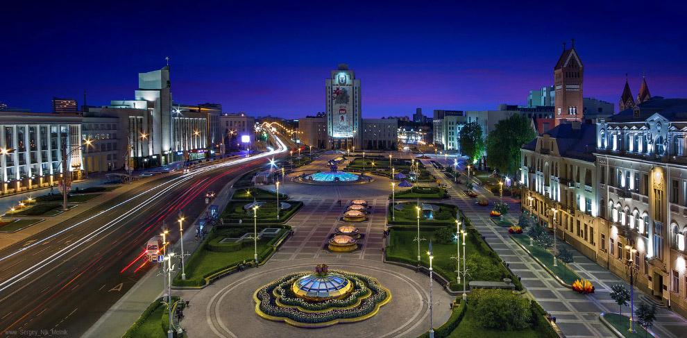 Площадь Независимости
