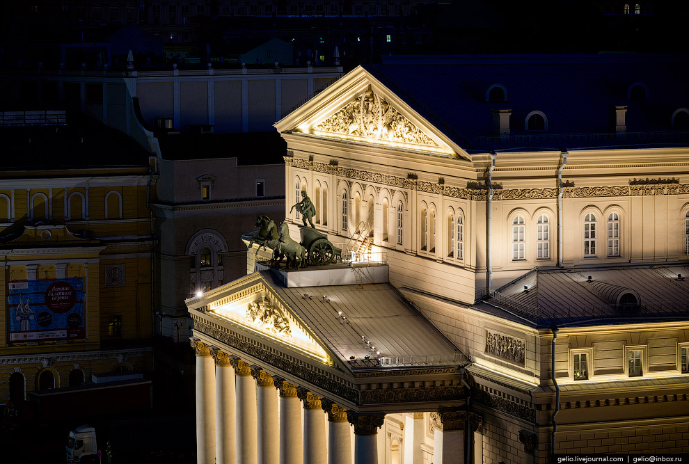 Государственный академический Большой театр
