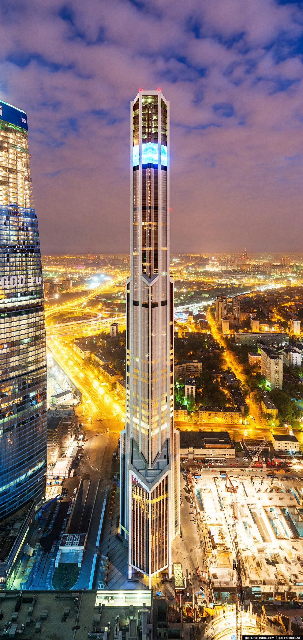 Башня «Меркурий Сити Тауэр»