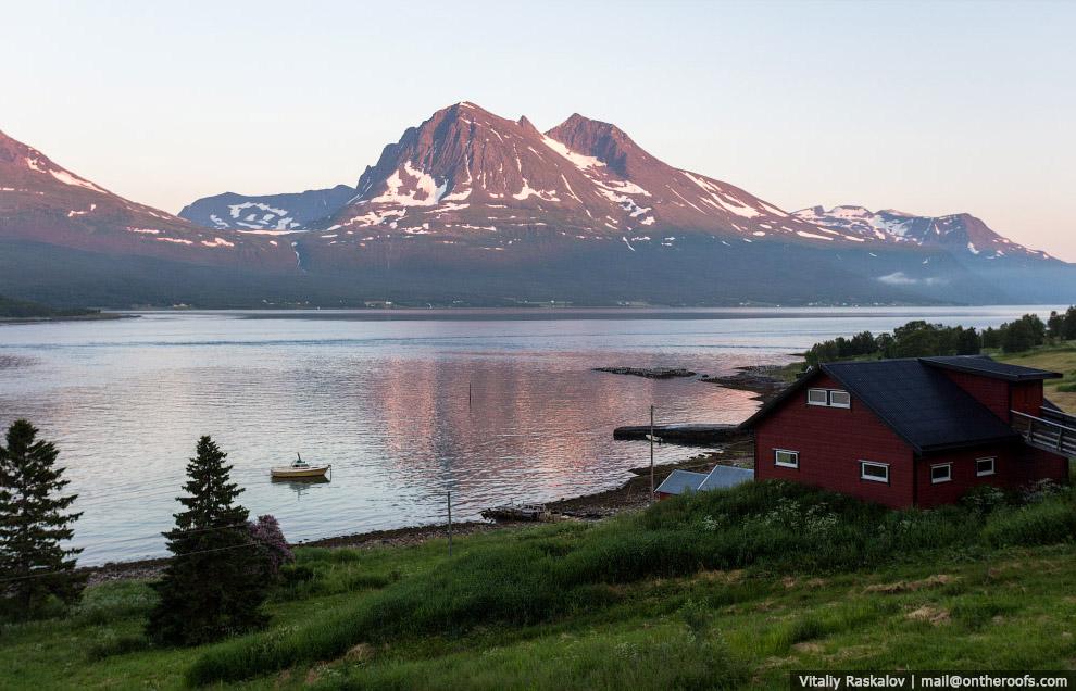 Путешествие по Норвегии