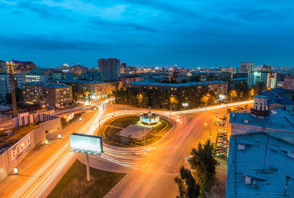Площадь Кондратюка
