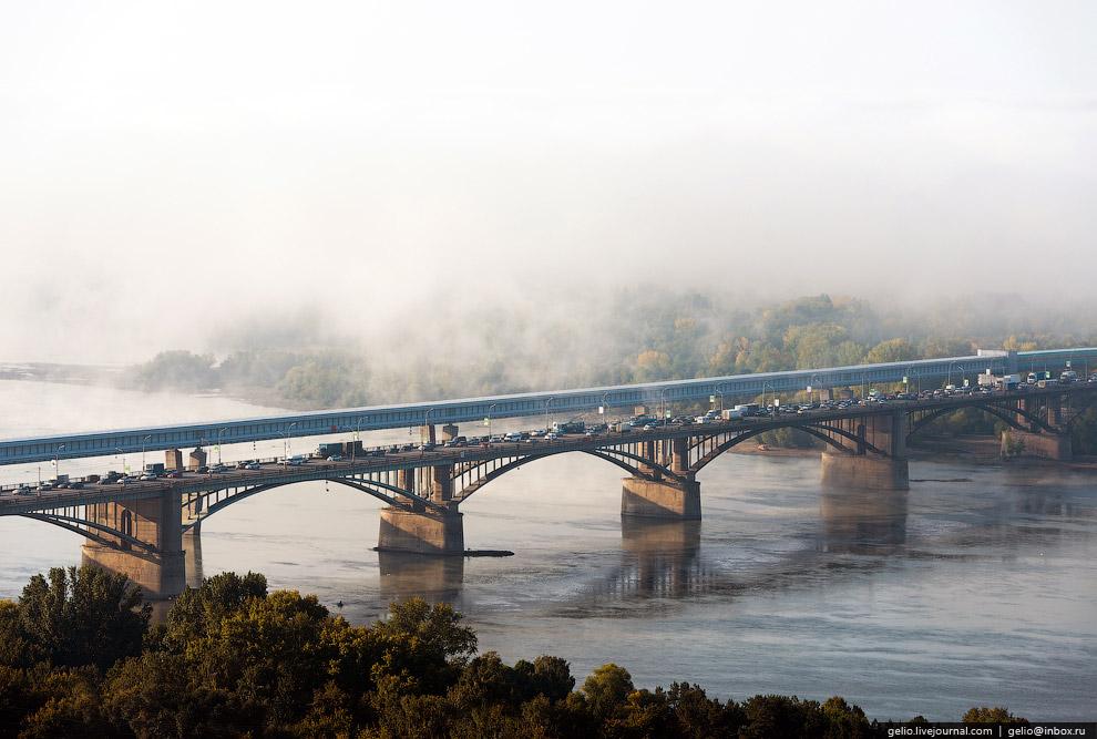 Коммунальный мост и метромост