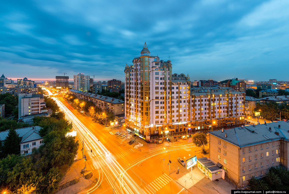 ЖК «Александровский сад»