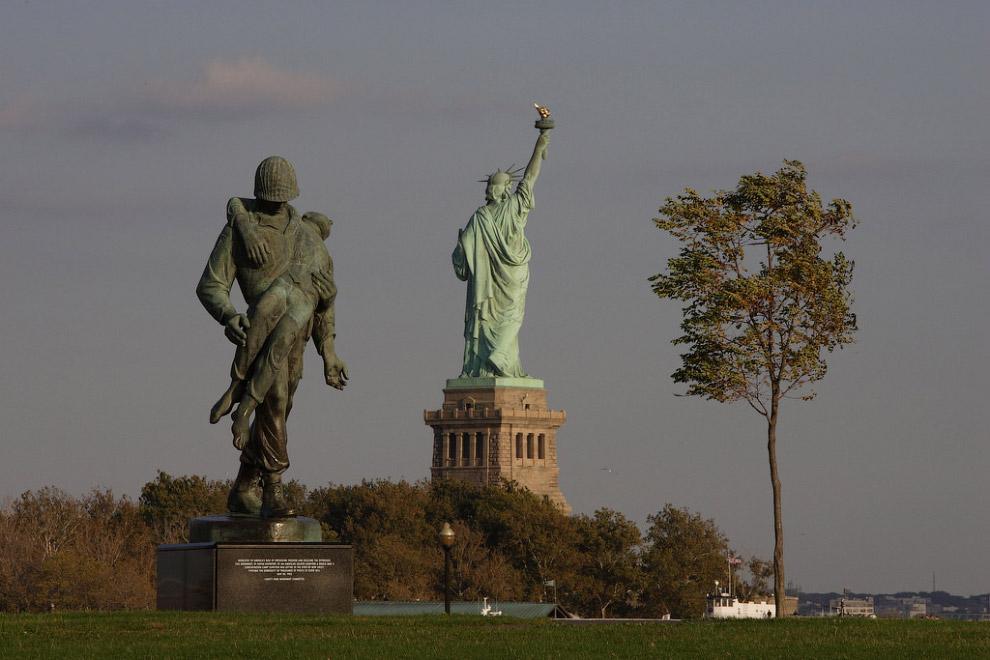Мемориал «Освобождение»