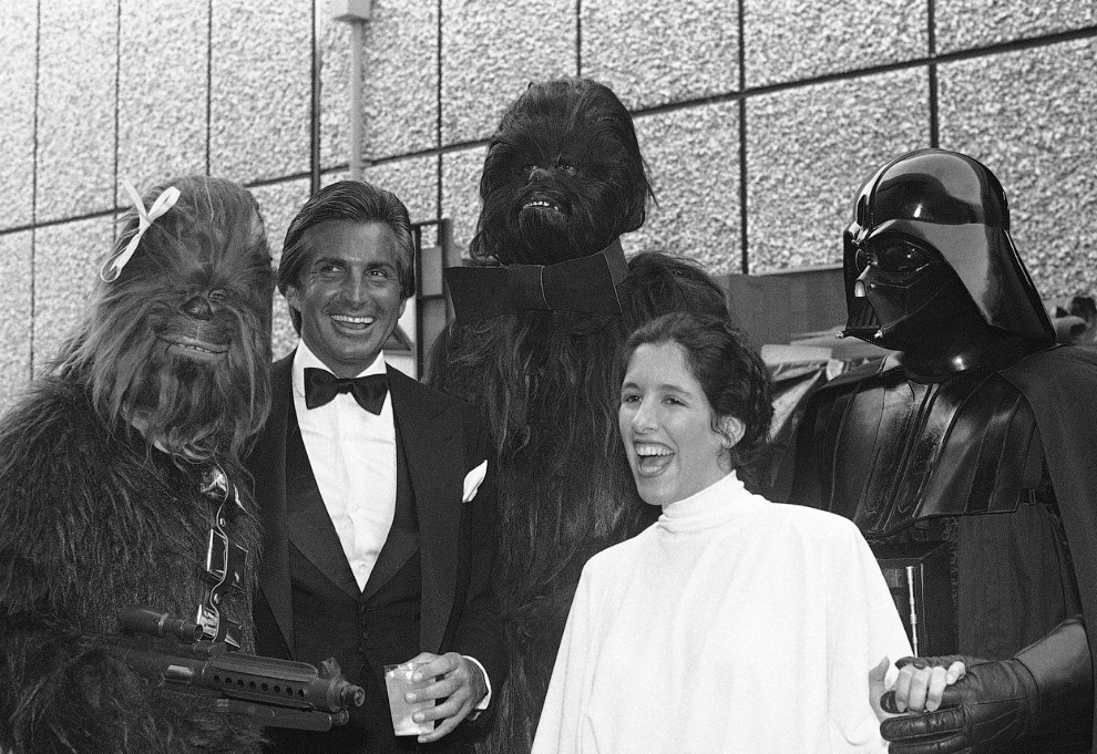 На премии «Сатурн», которая вручается ежегодно Академией научной фантастики, фэнтези и фильмов ужасов, начиная с 1975 года